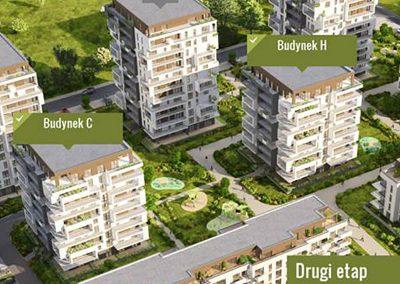 Osiedle mieszkaniowe Nasz Gaj – II etap realizacji