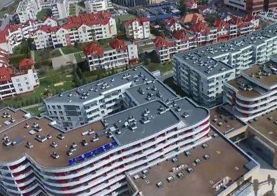 Osiedle mieszkaniowe Apartamenty Zamkowe