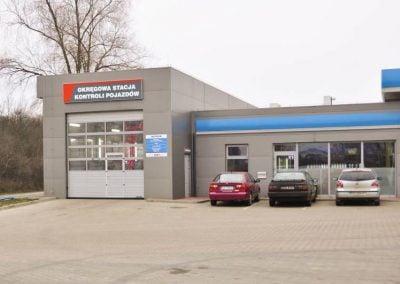 Stacja Paliw Płynnych WATKEM Sp. z o.o. w Rzeszowie przy ul. Ciepłowniczej
