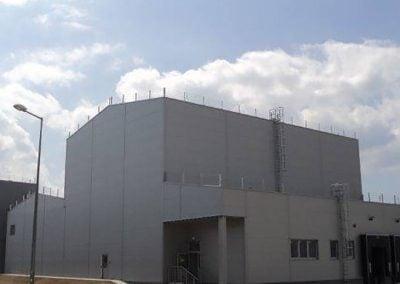 Hala produkcyjna UTC CCS Manufacturing Polska sp. z o.o. w Ropczycach