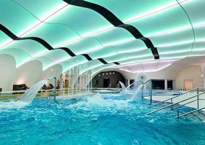 """Wschodnioeuropejskie Centrum Kongresowo-Sportowe """"Arłamów"""" – basen z kompleksem SPA & Wellness"""