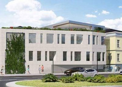 Rozbudowa Zespołu Szkół Sióstr Prezentek w Rzeszowie
